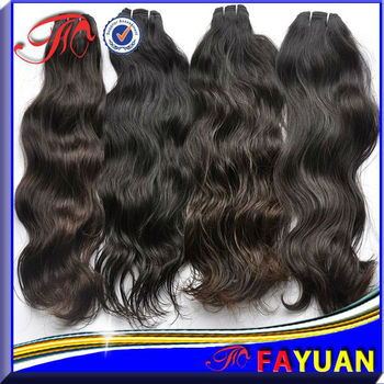 AAAA Grade Brazilian virgin remy human hair extensions all length in stock