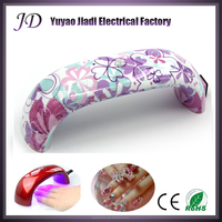 Mini nail dryer brand nail dryer station table