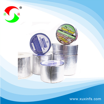 The most professional self adhesive aluminum foil carpet binding tape