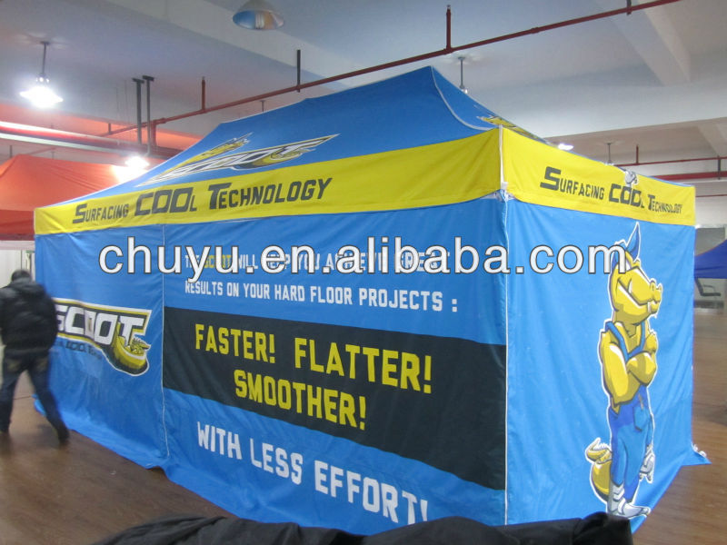 promotion printing car tent shelter