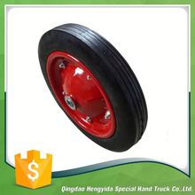 3 scooter solid car wheel