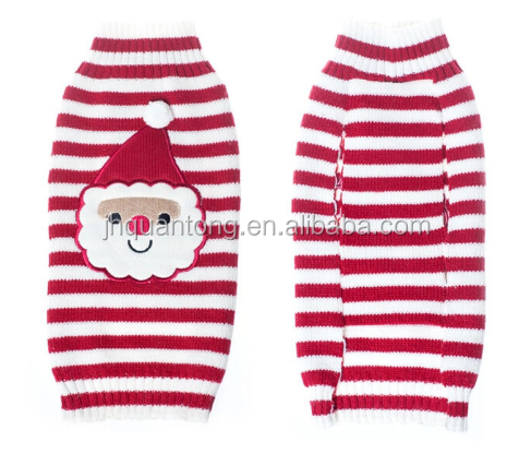 christmas sweater dog cat cloth pet cloth for wholesale pet clothes for Autumn Winter
