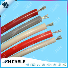 silicone wire UL3135 14awg 200 degree 600V