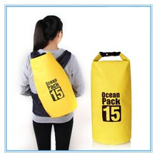 Traving use the PVC waterproof dry bag