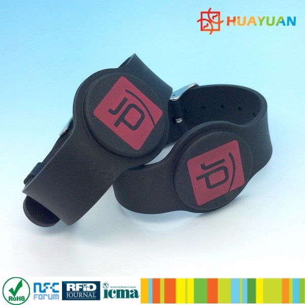 LF Adjustable Proximity RFID T5577 Bracelet wristband hotel room key