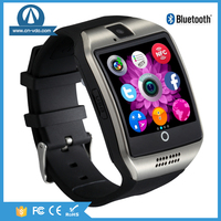 Dz09 sim card smart watch phone 1.54 inch Capacity touch screen smartwatch