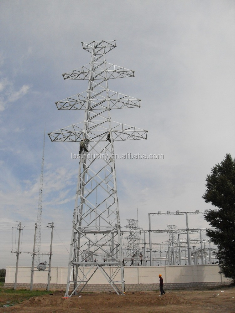 Power Transmission Tower & Parts