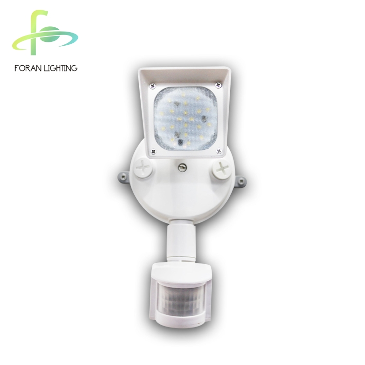 High Efficiency 270 Degree LED Security Light With Motion Sensor