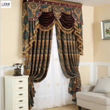 Royal valance window treatment all kinds of Turkish curtain