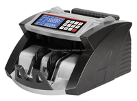 AL-6000D Electronic Money Counter Currency Bill Note Counting Machine Fake Detector