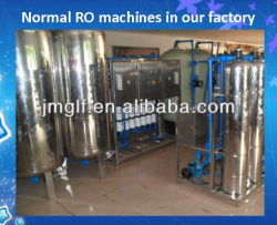 2T/H RO Water Machine, Industrial Water Plant with pre-treatment