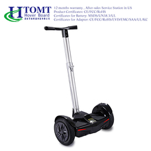 8 inch electric balance scooter with handlebar, cheap e-scooter, e-skateboard