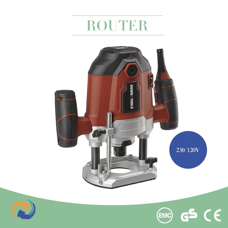 Factory Wholesale High Quality Wood-working Electric Router
