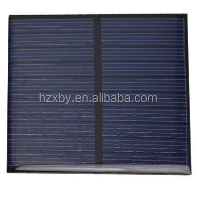 Customized 110*80mm 5v 1w Mini Epoxy Solar Panels/ Solar Cells For Led Light