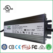 36v 70W outdoor Led driver