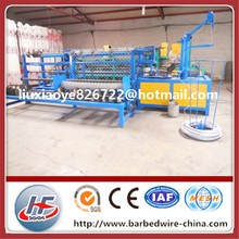 Search All Products PLC Control Fully Automatic Chain Link Fence Machine Price