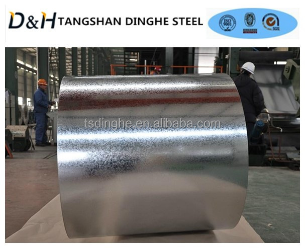 High quality and Easy to use hot dip galvanized steel coil at reasonable prices , small lot order available