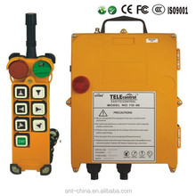 Radio control construction equipment, industrial remote control F24-6D