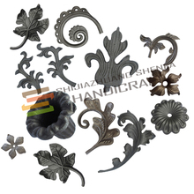 Ornamental Casting Wrought Iron Elements