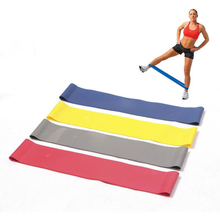 Elastic Band Tension Resistance Band Exercise Workout Ruber Loop Crossfit Strength Pilates Training Expander Fitness Equipment