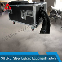 Good Stage Effect 2000W Haze Machine Low Mist Machine fog machine
