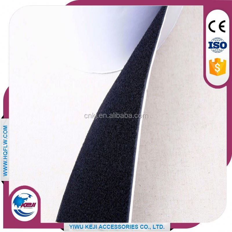 peel and stick adhesive hook and loop round dots