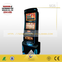new arcade slot game machine video game consoles touch screen for sale