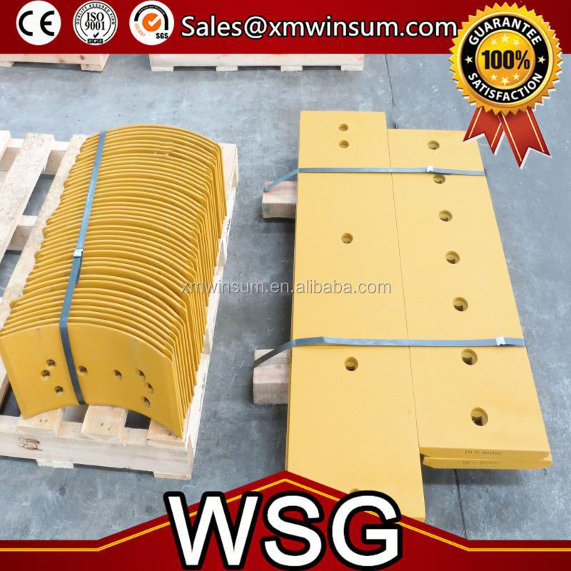 WSG Building Construction Tools and Equipment,Bulldozer Spare Parts Cutting Edge 195-71-11654!