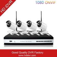 cheap home security camera systems hd 720p ip camera poe 4ch HD NVR kit