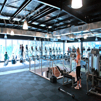 Topflor Retail Fitness Rubber Floor Gym