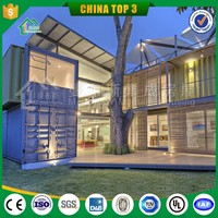 China 20ft Luxury Prefab Shipping Container