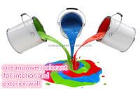 well weatherfastness water based colorant/tinting beautiful color to paints for interior and exterior wall