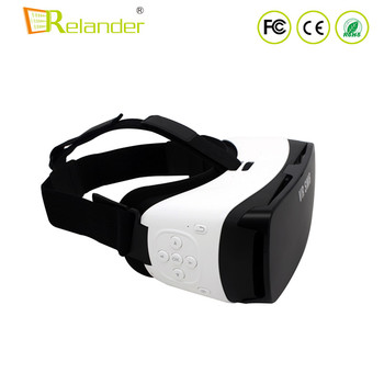 3D VR Glasses, Virtual Reality Glasses For IOS & Android