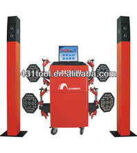 For Car manufacturer workshops 3d 4 wheel alignment KWA-300