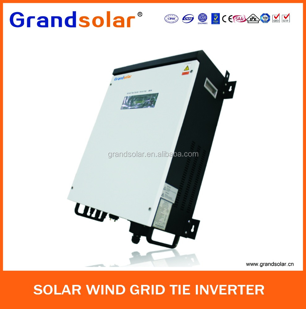 3000W SOLAR POWER INVERTER WITH WIFI/DC AC ON GRID INVERTER FOR SOLAR POWER SYSTEM