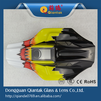 Hot Sale Plastic RC Toy Car Remote Body Shell
