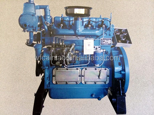 4 cylinder water cooled cheap outboard engine, diesel engine, engine