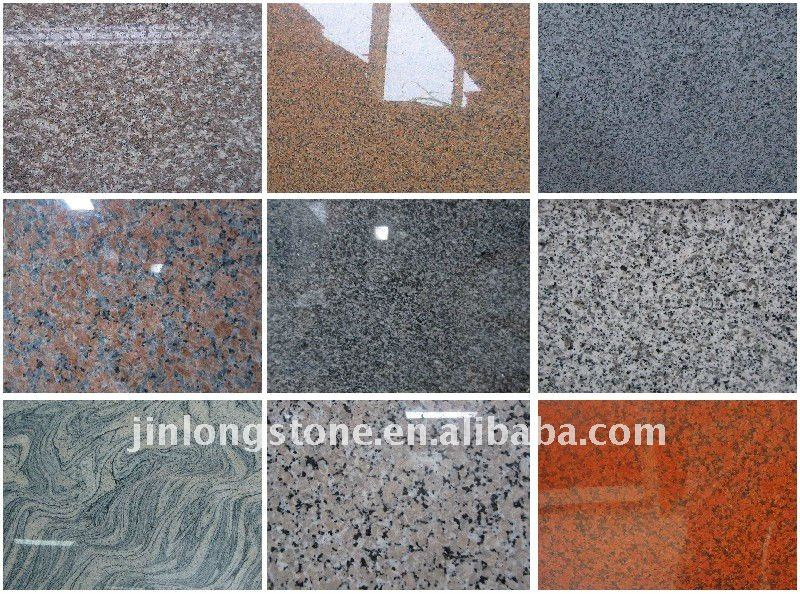 Cheap Price White Wave Gray Granite Steps