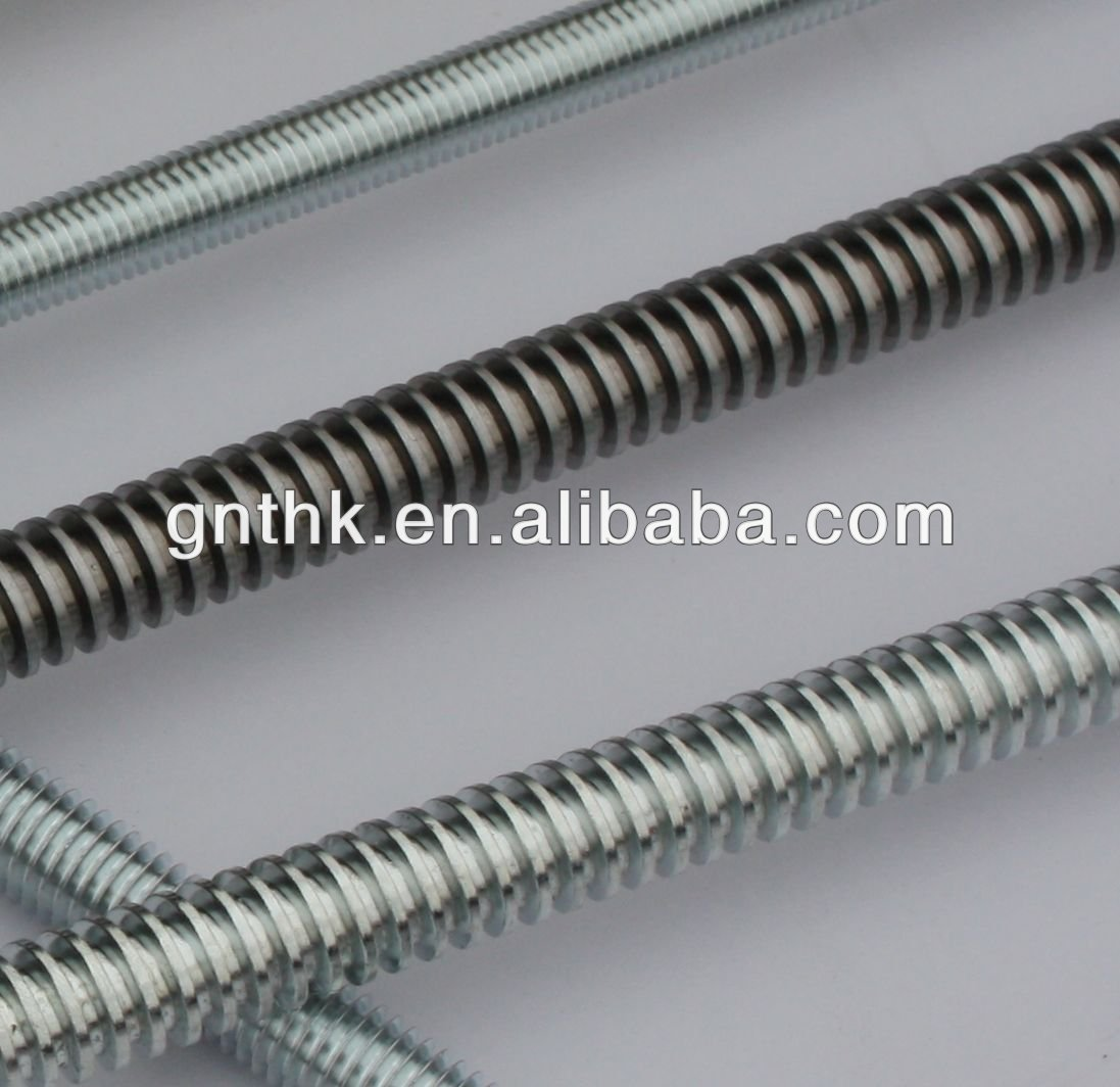 decorative threaded rod
