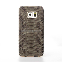 100% Genuine Python Snakeksin for Samsung S6 Leather Case