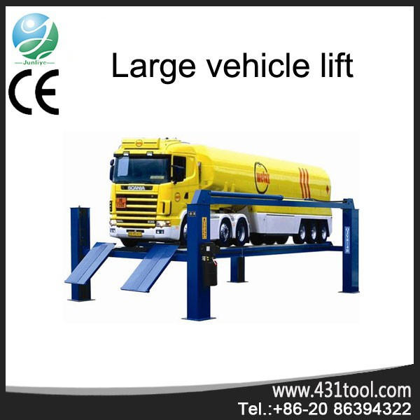 heavy duty four post lift CWHD12-W for vehicle