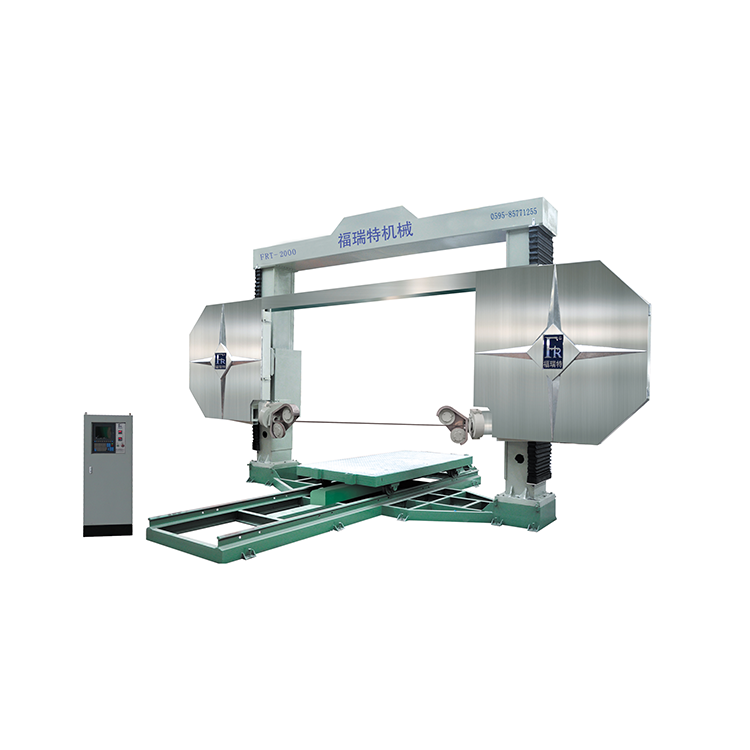 Stone Single Wire Saw Machine,Multi Wire Saw Machine Cutting 2meters ...
