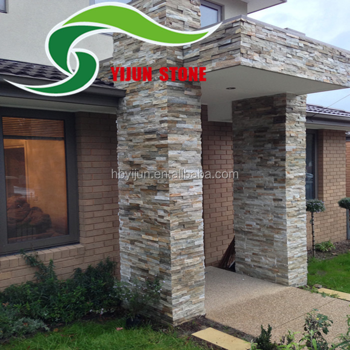 Ledge Stone Veneer exterior wall brick tiles