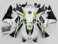 CBR600RR F5 07-08 Fairing Kit for 2008 honda cbr600rr fairing CBR600RR F5 07-08 CBR600 CBR 600RR 07 08 green white black cbr