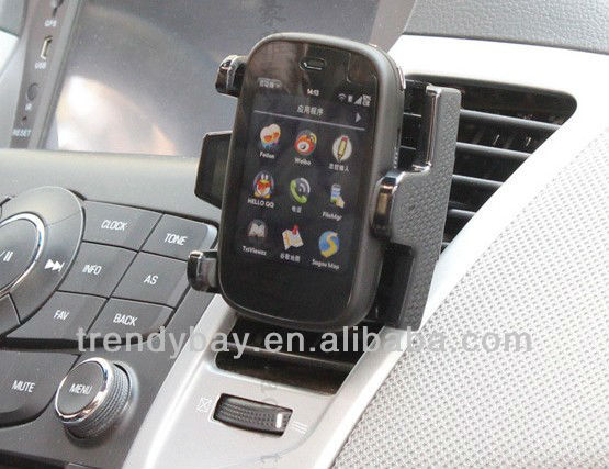 New arrival 360 Degree Rotation Car Mount Holder GPS Car Holder for Mobile Phone Cellphone PDA MP3 MP4 for iphone