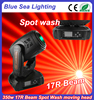 theatre Beam Spot Wash 3in1 350w 17r Used Moving head Lights