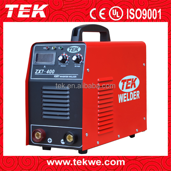 Single IGBT ARC Welder Machine ZX7-400