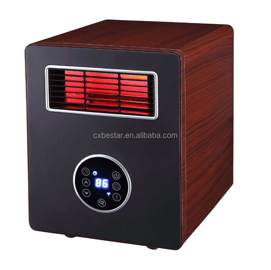 1500W Portable infrared space room heater ETL electric heater cabient heater