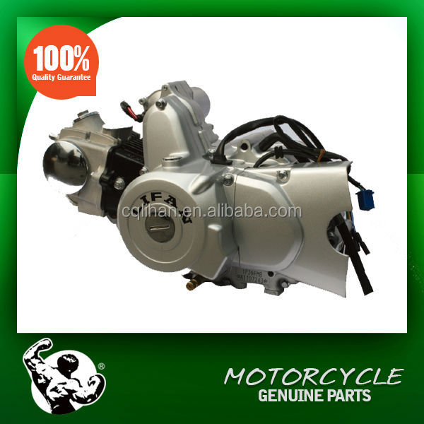 Lifan 50cc electric start engine