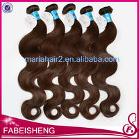 2014 new arrival Functional Dyeable Bleachable dark brown hair